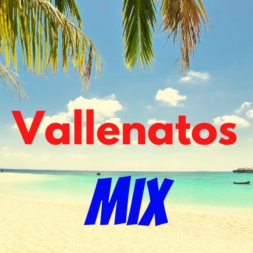 Vallenatos Mix von Alfredo Gutiérrez, Binomio de Oro de América, Bovea y sus Vallenatos, El Gran Martin Elias, Kaleth Morales, La Combinación Vallenata, La Tropa Vallenata