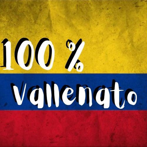 100 % Vallenato von Alfredo Gutiérrez, Binomio de Oro de América, Bovea y sus Vallenatos, El Gran Martin Elias, Kaleth Morales, La Combinación Vallenata, La Tropa Vallenata