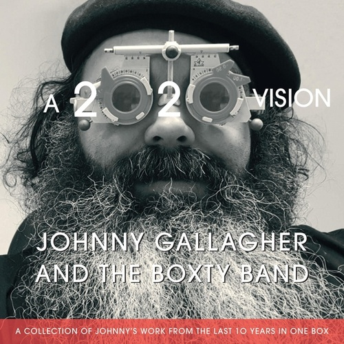 A 2020 Vision von Johnny Gallagher