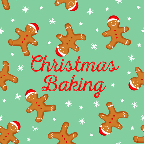 Christmas Baking by Various Artists