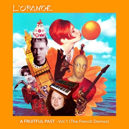 A Fruitful Past, Vol. 1 (The French Demos) by L'Orange