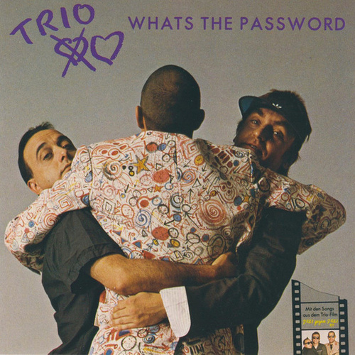Whats The Password de Trio