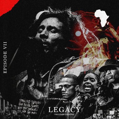 Bob Marley Legacy: Freedom Fighter by Bob Marley & The Wailers