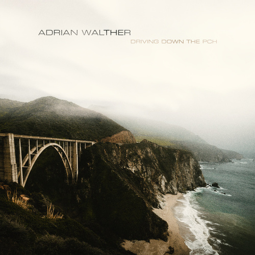 Driving Down the Pch von Adrian Walther