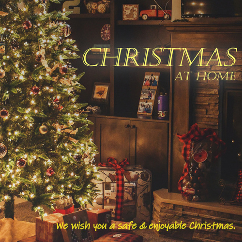 Christmas At Home de Various Artists
