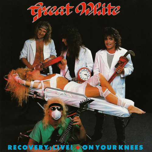 Recovery Live! + On Your Knees de Great White