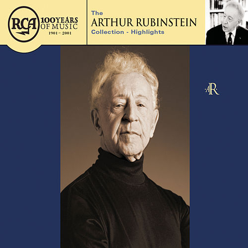 Highlights from The Rubinstein Collection de Arthur Rubinstein