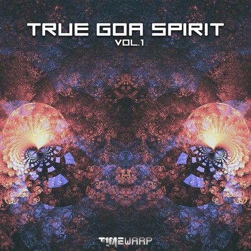 True Goa Spirit, Vol. 1 by Goa Doc