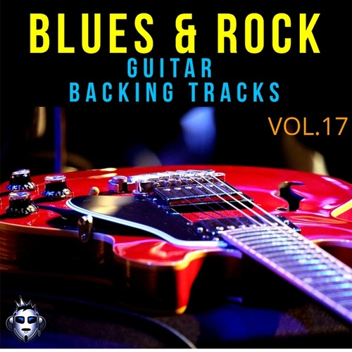 Top One Guitar Blues & Rock Backing Tracks, Vol. 17 fra Top One Backing Tracks