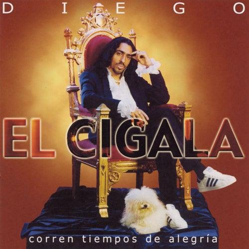 Corren Tiempos De Alegria de Diego El Cigala