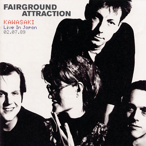 Live in Japan de Fairground Attraction