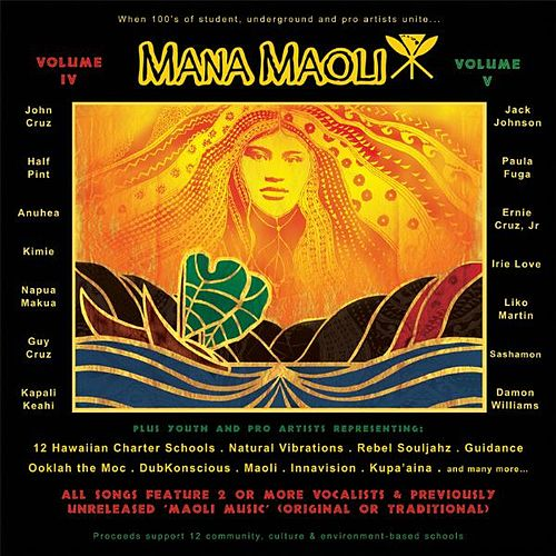Mana Maoli Presents: 'This Is Maoli Music' (8 Track Sampler) van Various Artists