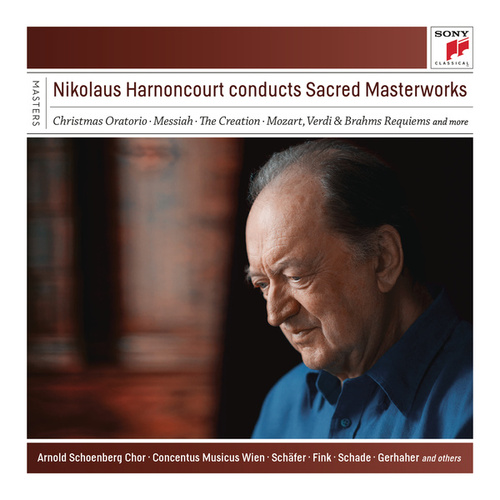 Nikolaus Harnoncourt Conducts Sacred Masterworks by Nikolaus Harnoncourt