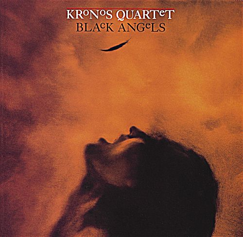 Black Angels by Kronos Quartet