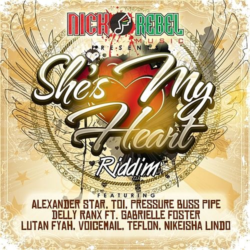 She's My Heart Riddim de Various Artists