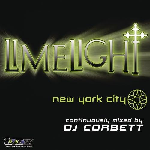 Limelight New York City (Continuous DJ Mix By DJ Corbett) de Various Artists