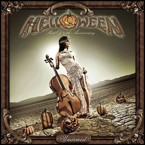 Unarmed: Best Of 25th Anniversary by Helloween