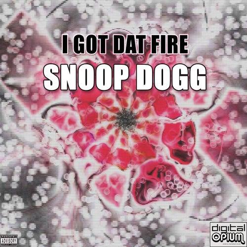 I Got Dat Fire von Snoop Dogg