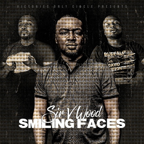 Smiling Faces by Sir V Wood