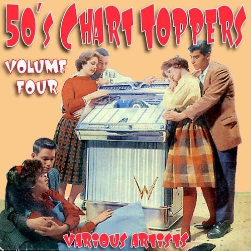 50`s Chart Toppers Vol4 de Various Artists