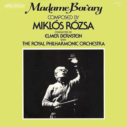 Madame Bovary by Elmer Bernstein