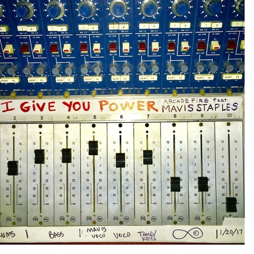 I Give You Power by Arcade Fire