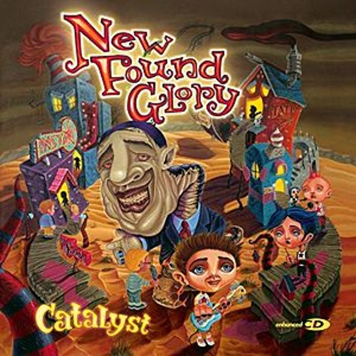 Catalyst by New Found Glory