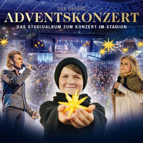 Das große Adventskonzert (Das Studioalbum zum Konzert im Stadion) von Dresdner Kreuzchor