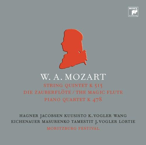 Quartet K.478 Quintet K.515/The Magic Flute by Jan Vogler