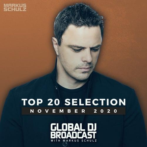 Global DJ Broadcast - Top 20 November 2020 by Markus Schulz