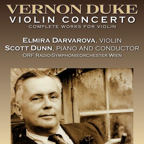 Vernon Duke: Violin Concerto, Complete Music for Violin von Elmira Darvarova