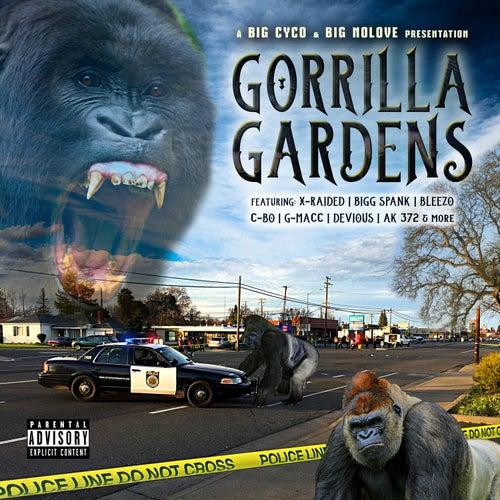 Gorrilla Gardens by Various Artists