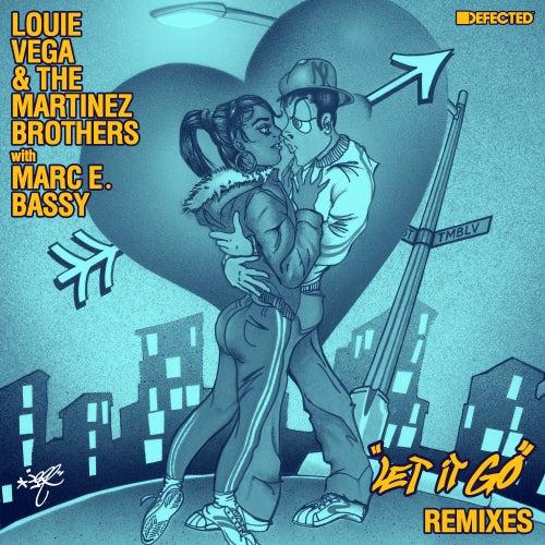 Let It Go (with Marc E. Bassy) (Remixes) by Little Louie Vega