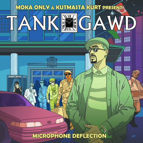Microphone Deflection by Tank Gawd