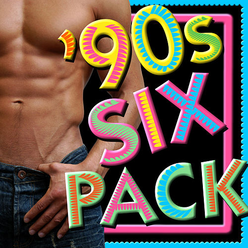 90s Six Pack (Re-Recorded Versions) by Various Artists