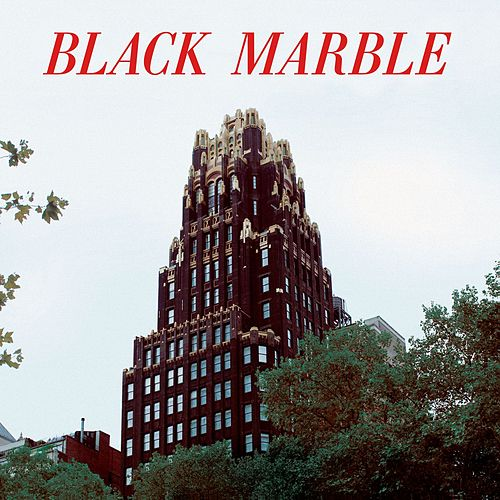 Weight Against The Door by Black Marble