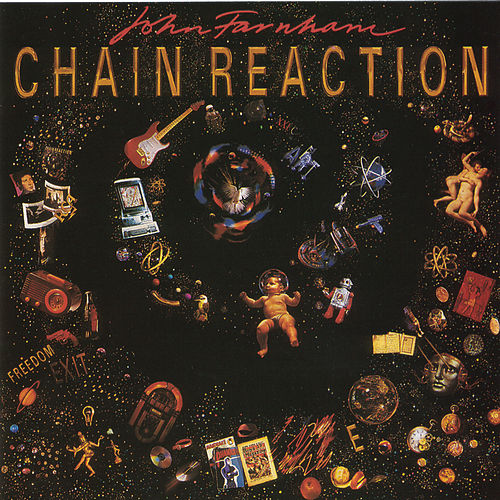 Chain Reaction de John Farnham