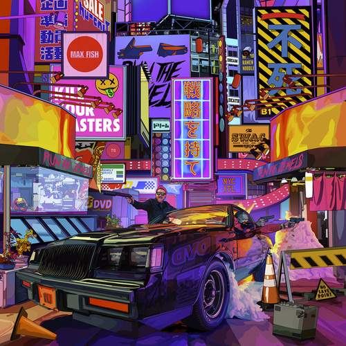 No Save Point (From 'Cyberpunk 2077') by Run The Jewels
