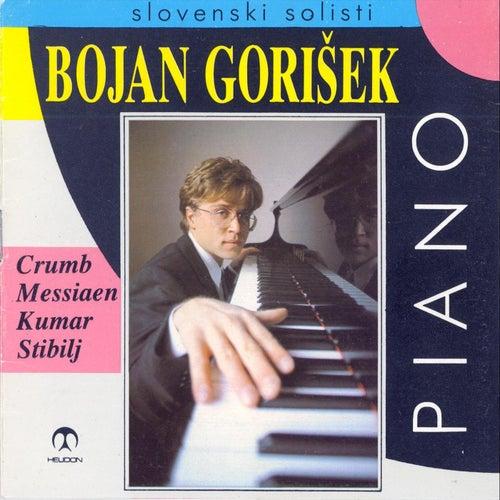 Piano by Bojan Gorišek