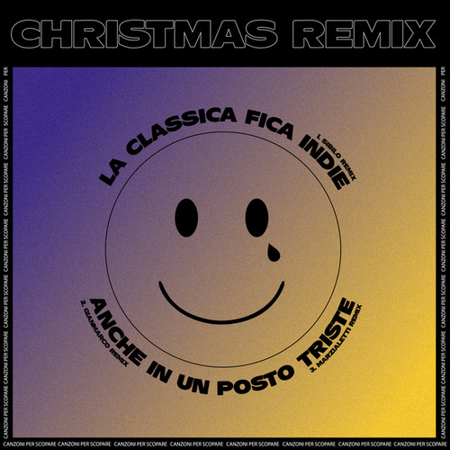 Christmas Remix (EP) by Canzoni Per