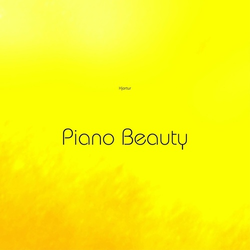 Piano Beauty by Hjortur