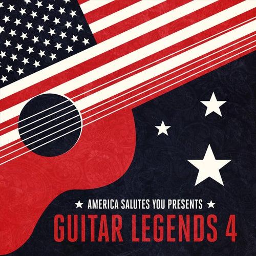 America Salutes You Presents: Guitar Legends 4 de Various Artists