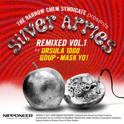 Silver Apples Remixed Vol.1 von The Darrow Chem Syndicate
