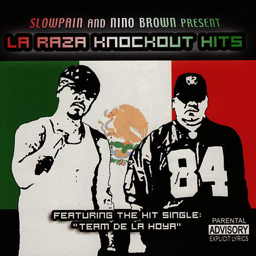 La Raza Knockout Hits de Slow Pain
