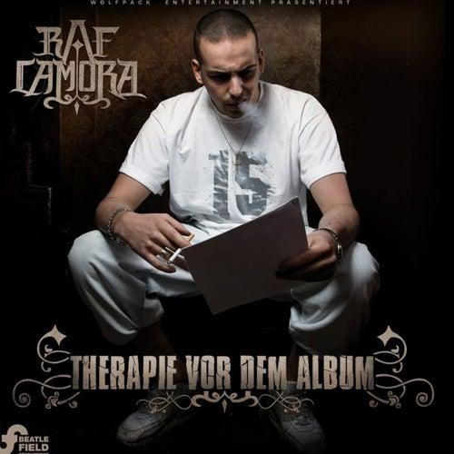 Therapie vor dem Album von RAF Camora