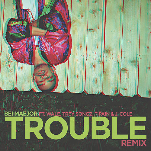 Trouble Remix de Maejor