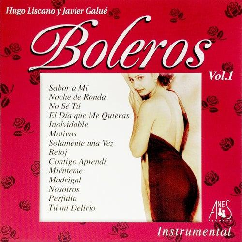 Boleros Instrumentales, Vol. 1 de Hugo Liscano