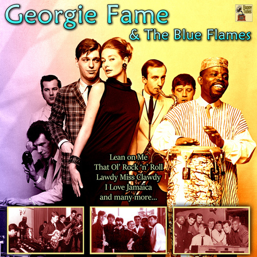 Georgie Fame & The Blue Flames von Georgie Fame