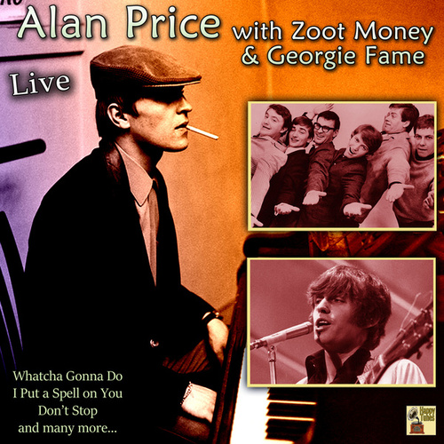 Alan Price with Zoot Money & Georgie Fame (Live) von Alan Price
