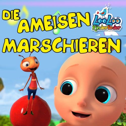 Die Ameisen Marschieren von LooLoo Kids Kinderlieder